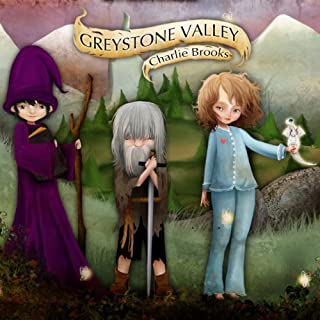 Greystone Valley audiobook cover art