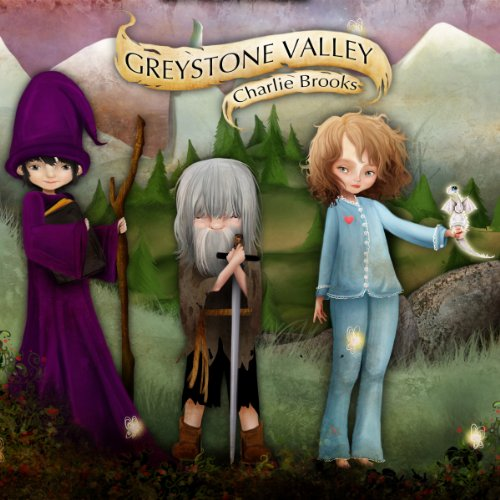 Greystone Valley audiobook cover art