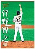 報知新聞社 菅野智之(読売ジャイアンツ) 2020年 カレンダー CL-579 壁掛け B2 プロ野球 巨人
