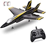 RC Airplane, 2 Channel RC Plane, 2.4Ghz Remote Control Airplane, Ready to Fly Foam Glider with 3 Axis Gyro, Fixed Wing Aircraft Toys for Beginners, Kids and Adults