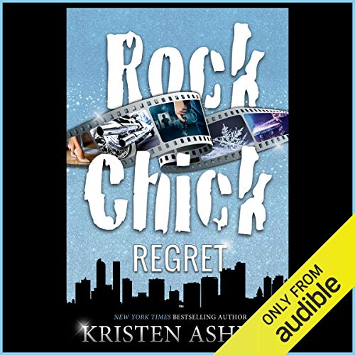 Rock Chick Regret cover art