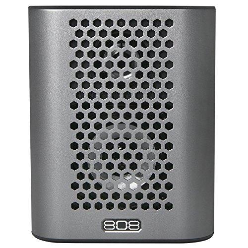 808 HEX TLS Bluetooth Speaker in Gunmetal Gray