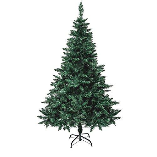 Olsen Premium Weihnachtsbaum Tannenbaum künstlich 180 cm mit 627 Spitzen