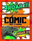 Crea tu propio cómic: Dinosaurios grandes crea tu propio libro