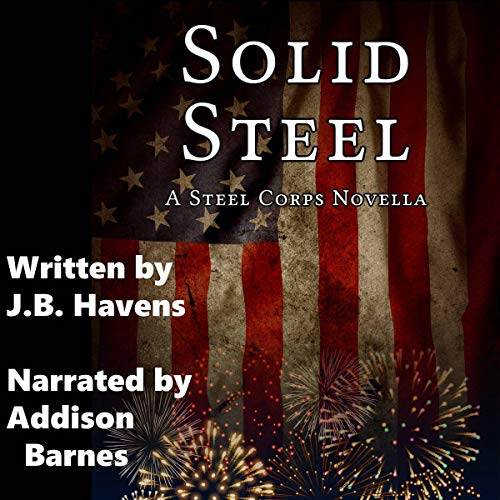 Solid Steel (A Steel Corps Novella) cover art
