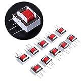 10pcs/paquete ei14transformador de aislamiento, 600: 600Ohm 1: 1, ei14transformado...