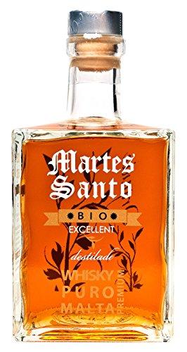 Martes Santo Whisky Premium 100% Ecológico - 700 ml