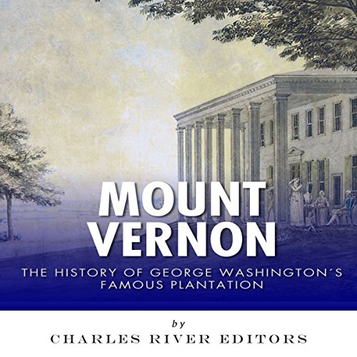 Mount Vernon audiobook cover art