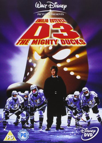 D3: The Mighty Ducks [Reino Unido] [DVD]