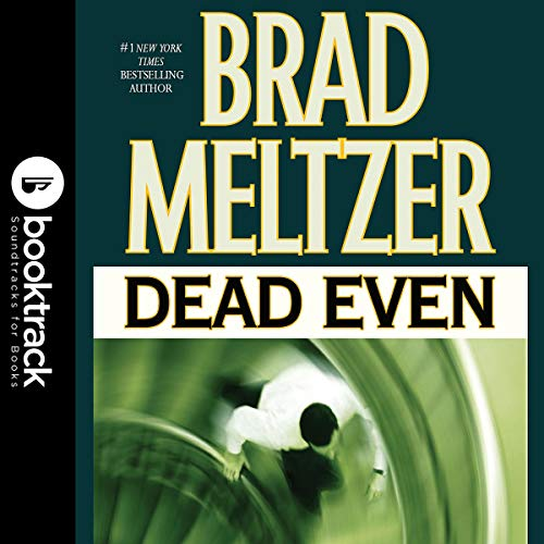 Dead Even audiobook cover art
