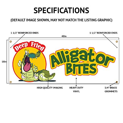 Elephant Ears Banner Sign concessions Sign Signs Ear Photo #4