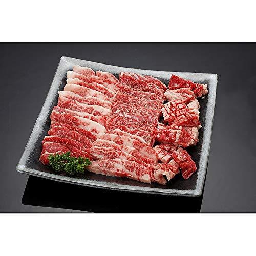 ( 産地直送 お取り寄せグルメ ) 山形牛 カルビ焼肉セット 500g
