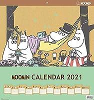 2021 カレンダー ムーミン