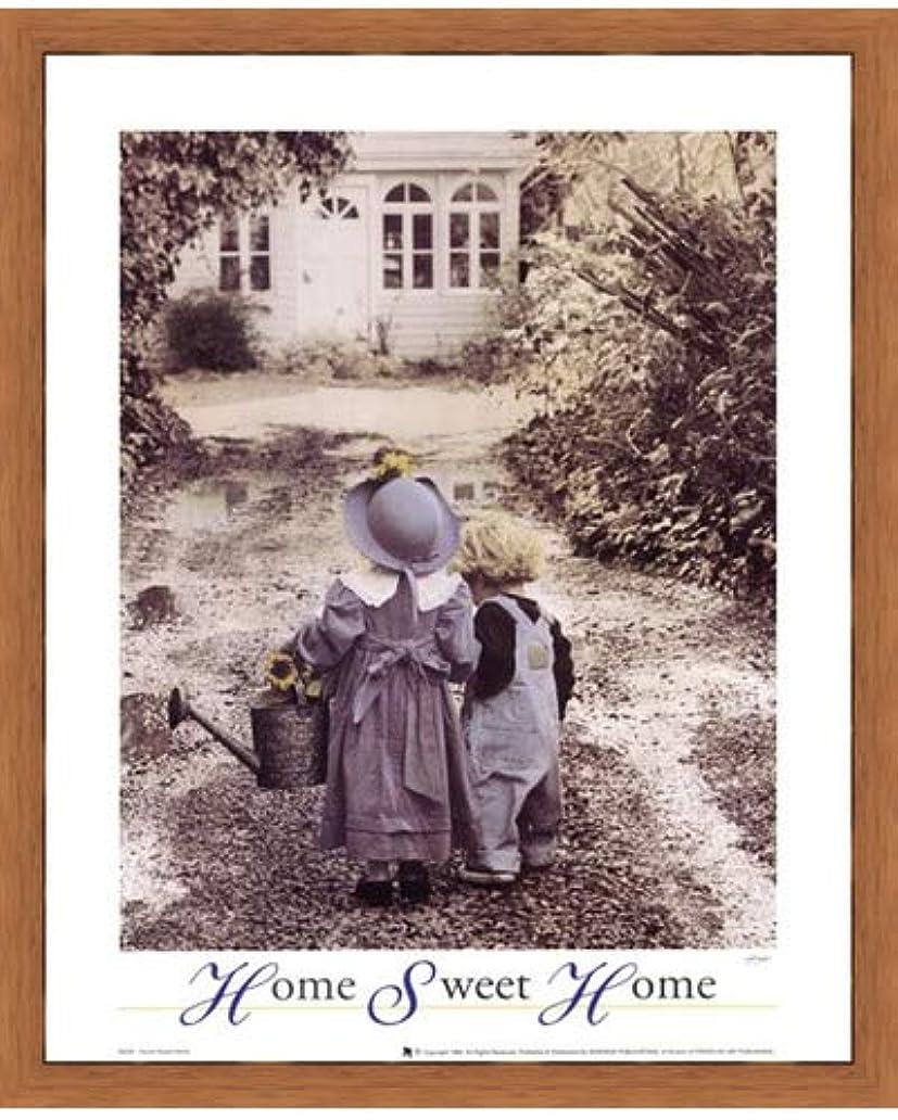 状態ひねくれた哲学者Home Sweet Home by Gail Goodwin?–?16?x 20インチ?–?アートプリントポスター 16 x 20インチ LE_664396-F8744-16x20