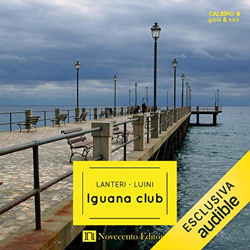 Iguana Club copertina