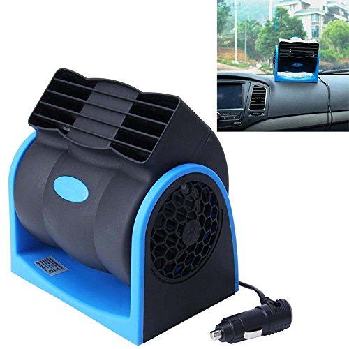Demarkt Auto Ventilador Ventilador Ventilador 12V vaneless enfriador Ventilador
