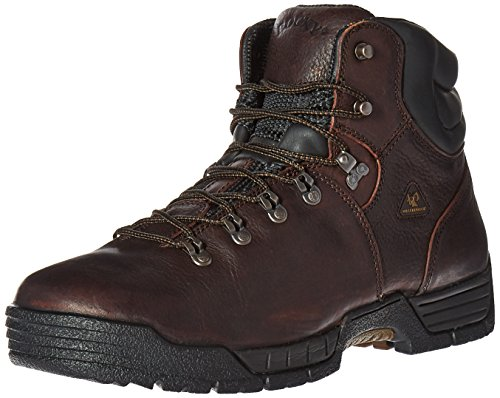 rocky water proof work boots - 4