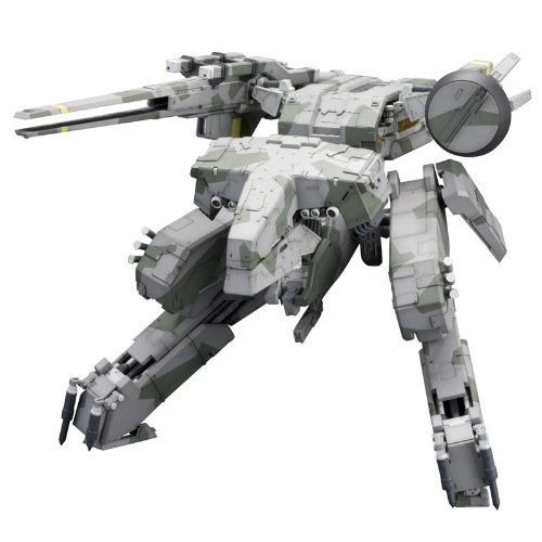 Kotobukiya Kit Metal Gear Rex, Metal Gear Solid, modèle en kit en Plastique