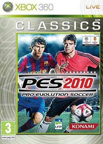 Photo of Third Party – PES 2010 : Pro Evolution Soccer – classics Occasion [Xbox 360] – 4012927034491