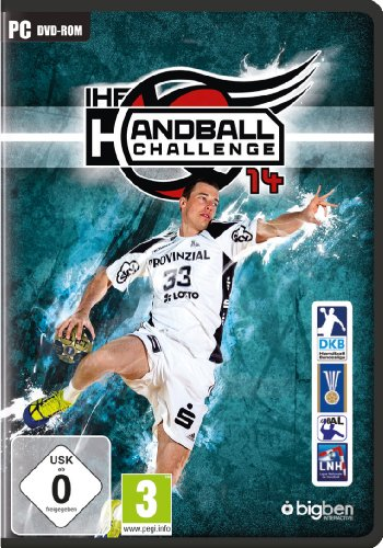 IHF Handball Challenge 14 - [PC]