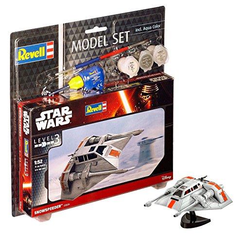 """Revell 63604 Star Wars - Model Set Maqueta Snowspeeder """"El Despertar de la Fuerza"""""""