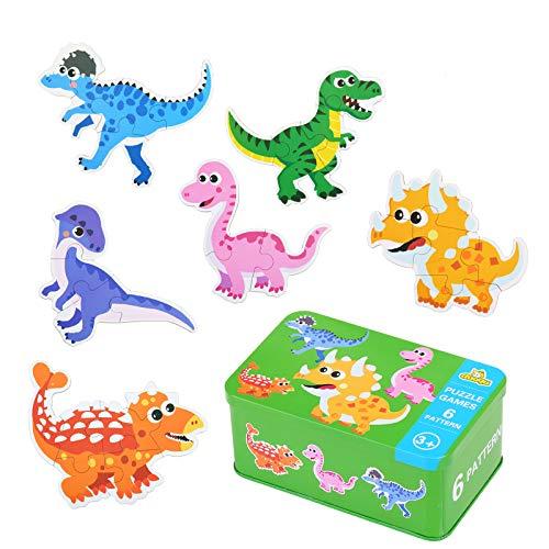 Puzzles rompecabezas para niños de 3 años