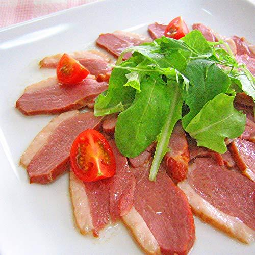 筑波ハム 国産鴨肉使用 京鴨の燻製280g