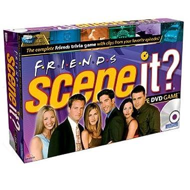 Scene It? Friends Edition DVD Game