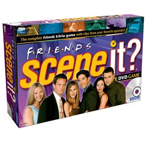 Scene It? Friends Edition DVD Game by Screenlife