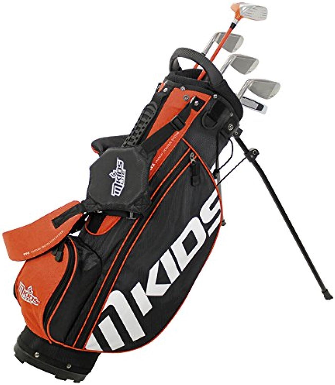 MKids Right Stand Bag Set  orange, 49inch
