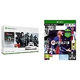 Microsoft Xbox One S - Gears 5 + FIFA 21 Edición Estándar