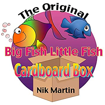 Big Fish Little Fish Cardboard Box