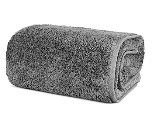 Oversize Premium Quality Bath Towels, Extra Large 40x80 Inches, 100% Soft Turkish Cotton