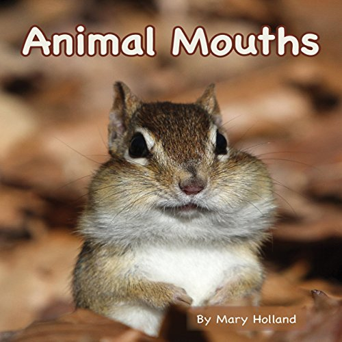 Animal Mouths audiobook cover art