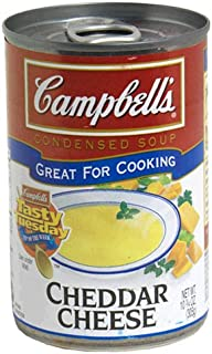 Campbells Cheddar Cheese Condensed Soup, 10.75 Oz