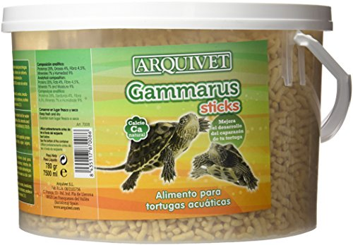 Arquivet Gammarus Sticks 7500 ml - 1080 gr