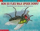 Scholastic Q & A: How Do Flies Walk Upside Down? (Scholastic Question & Answer)