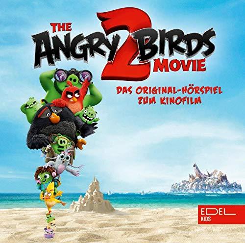 Angry Birds 2 - Das Original-Hörspiel zum Kinofilm