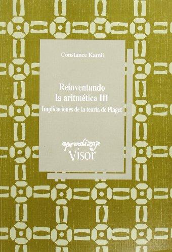 Reinventando la aritmética III: Implicaciones de la teoría de Piaget (Aprendizaje)