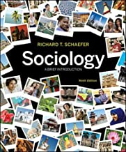 sociology a brief introduction richard t schaefer