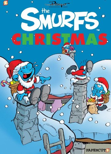 The Smurfs Christmas (The Smurfs Graphic Novels)