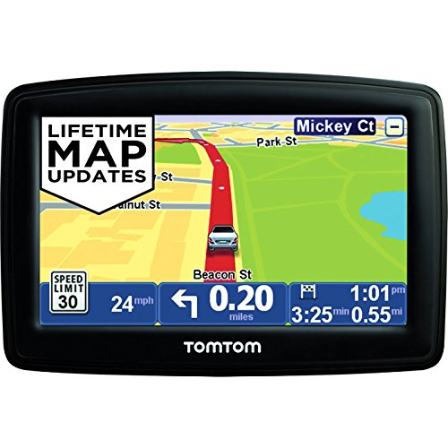 1ET0.052.09 Start 45M With 4.3'''' Screen Lifetime TomTom Automotive GPS