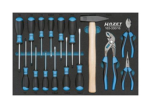 Hazet 163-330/16 Werkzeug-Sortiment