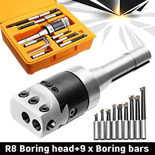 Teekit 0 4 0-100 mm 0,01 mm Kit de microm/ètres ext/érieur de Haute qualit/é Outil pr/écision Carbide Tipps