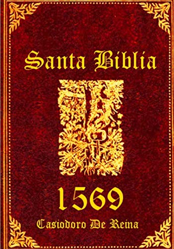 Santa Biblia Del Oso 1569: 'La Palabra del Dios nuestro permanece para siempre'. (Isaías 40:8