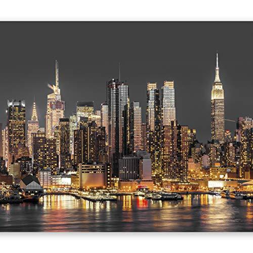 murando – Papier peint intissé 350x256 cm - Papier peint - Ville City New York Manhattan Architecture d-B-0060-a-c