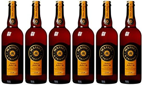 Maisel & Friends Stefan's Indian Ale, MEHRWEG (6 x 0.75 l)