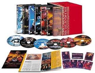ジョン・カーペンター DVDコレクターズBOX
