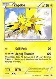 Pokemon - Zapdos (23/108) - XY Roaring Skies