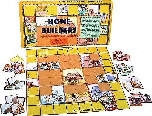 buscando agente de ventas Family Pastimes Home Builders - - - A Multi-Cultural Co-operative Game by Family Pastimes  seguro de calidad